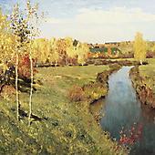 Исаак Левитан, Золотая осень