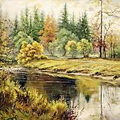 Руслан Смородинов, Осенний пейзаж
