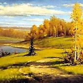 С. Петров, Золотая осень
