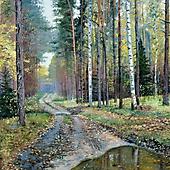 Сергей Луценко, После дождя